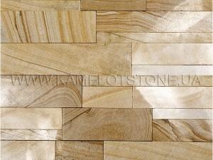 Купить Quartzite-sandstone - Кварцито-песчаник «Бастион полированный»