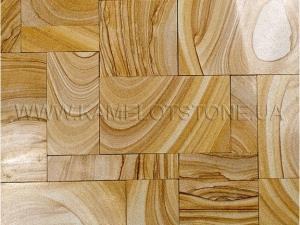 Купить Quartzite-sandstone - Кварцито-песчаник «Клинкер полированный»