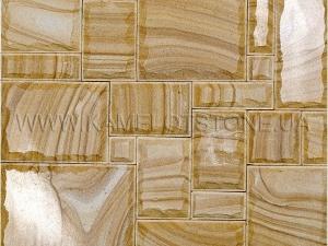 Купить Кварцито-песчаник (блок) - Кварцито-песчаник «Плато полированный»
