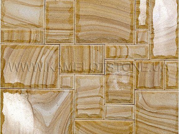 Кварцито-песчаник (блок) - Кварцито-песчаник «Плато полированный» Цена