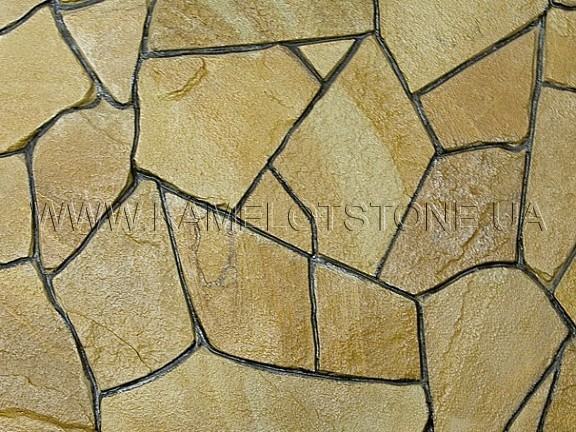 Песчаник (плашка) - Песчаник «Желтый» Цена