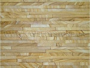 Купить Кварцито-песчаник (блок) - Кварцито-песчаник «Симиле шлифованный»
