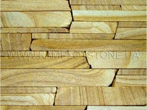 Купить Quartzite-sandstone - Кварцито-песчаник «Меркат шлифованный»