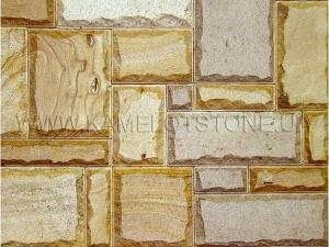 Купить Кварцито-песчаник (блок) - Кварцито-песчаник «Плато шлифованный»