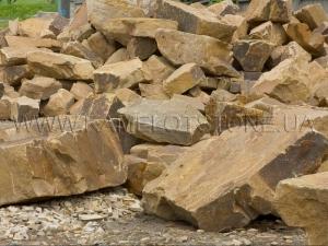 Купить Ландшафтный камень - Песчаник «Валун скала»