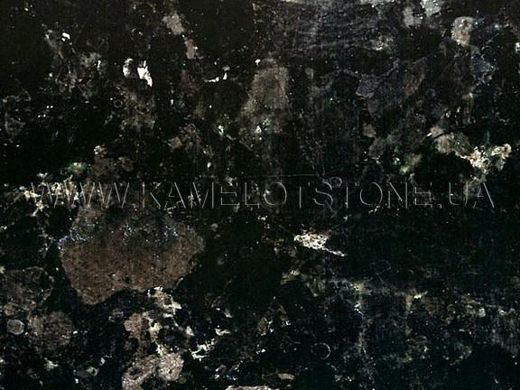 """Гранит - Гранит """"Kamelot Black Ice"""" (Неверовское месторождение) Цена"""