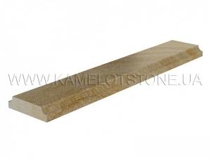 Купить Quartzite-sandstone - Кварцито-песчаник «Основание балюстрады» (фаска 1/4 круга внутр.)