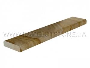 Купить Quartzite-sandstone - Кварцито-песчаник «Основание балюстрады» (фаска 1/4 круга, наружная)