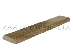 Купить Quartzite-sandstone - Кварцито-песчаник «Основание балюстрады» (фаска фигурная)