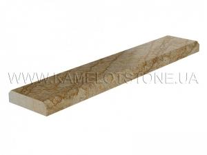 Купить  Кварцито-песчаник «Поручень балюстрады» (фаска 45°)