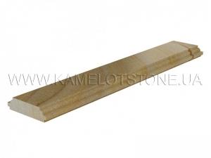 Купить Quartzite-sandstone - Кварцито-песчаник «Поручень балюстрады» (фаска фигурная)