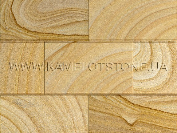 Кварцито-песчаник (блок) - Кварцито-песчаник «Плитка шлифованная цокольная» (фаска 90°) Цена