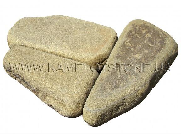 Песчаник (плашка) - Песчаник «Рондо Серый 2» Цена