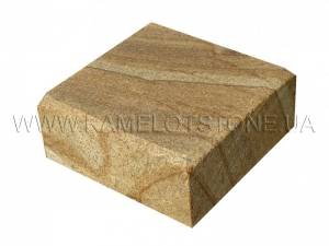 Купить Quartzite-sandstone - Кварцито-песчаник «Брусчатка шлифованная»