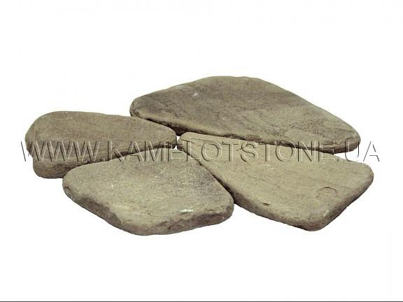 Песчаник (плашка) - Песчаник «Рондо Серый 1» Цена
