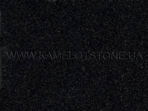 """Купить  Гранит """"Kamelot Antic Nero"""" (Габбро, Садовое месторождение)"""