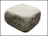 Купить - Песчаник «Брусчатка Серая» колотая и галтованная