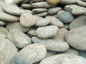 Купить Ландшафтный камень - Галька «Морская» крупная