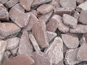Купить Ландшафтный камень - Галька «Лемезит»