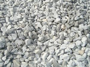 Купить Ландшафтный камень - Крошка «Мраморная» серо-голубая