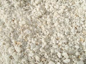 Купить Ландшафтный камень - Крошка «Мраморная» супер-белая
