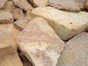 Купить Ландшафтный камень - Доломит «Скальный»