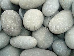 Купить Ландшафтный камень - Галька «Торпеда»