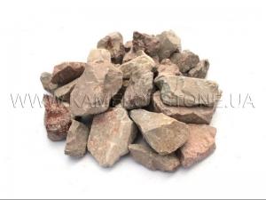 Купить Ландшафтный камень - Крошка «Мраморная» бежевая