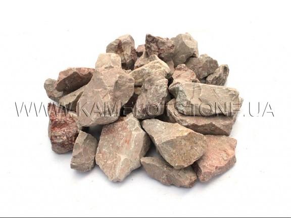 Ландшафтный камень - Крошка «Мраморная» бежевая Цена