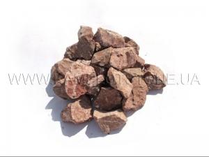 Купить Ландшафтный камень - Крошка «Мраморная» розовая
