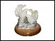 Соляные изделия - Соляной светильник «Голуби» Цена