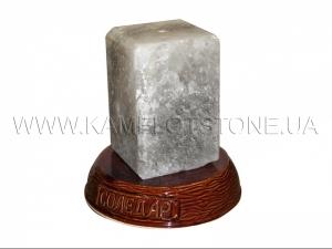 Купить Соляні вироби - Соляной светильник «Куб высокий»