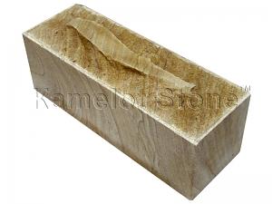Купить  Кварцито-песчаник «Блоки для цокольный кладки»