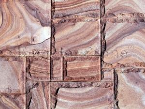 Купить Кварцито-піщаник (блок) - Кварцито-песчаник «Плато Марс шлифованный»