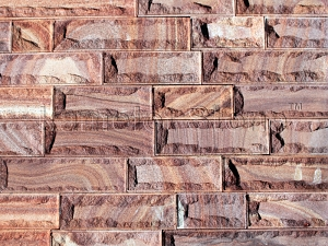 Купить Кварцито-песчаник (блок) - Кварцито-песчаник «Шахриар Марс шлифованный»