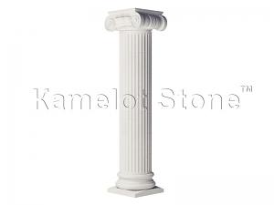 Купить  Известняк Нуммулитовый Крым «Колонна»