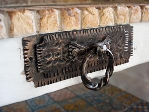 Фасады (фасадные системы) из натурального камня Kings'Stone. - Художественная ковка в интерьере. Элемент декора.