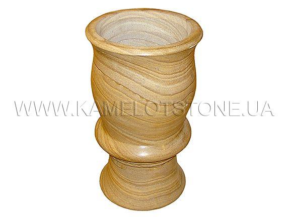 Сувенирная продукция - Кварцито-песчаник «Ваза» Цена