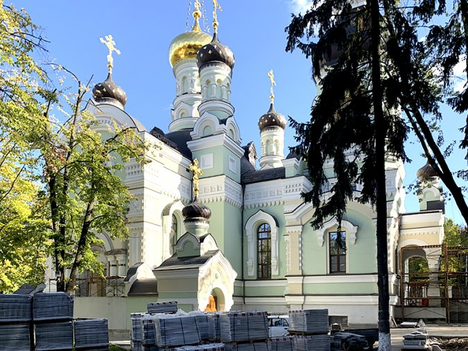 Cathedral Church of St. Sergius of Radonezh